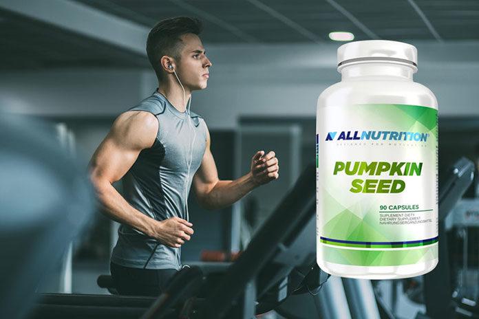 Pumpkin Seed Allnutrition - dla zdrowia mężczyzny