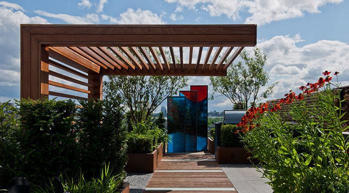 Masz mały ogród i marzysz o drewnianej altance? Oto rozwiązanie!