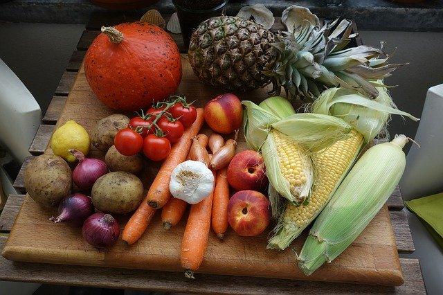 Owoce i warzywa są podstawą zdrowego odżywiania